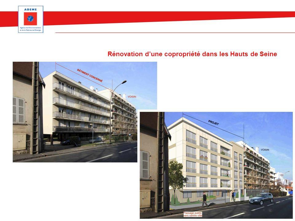 Rénovation dune copropriété dans les Hauts de Seine