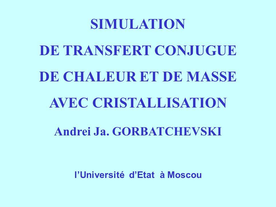 Концентрации C i отличается от растворимости C при малых размерах кристаллов.