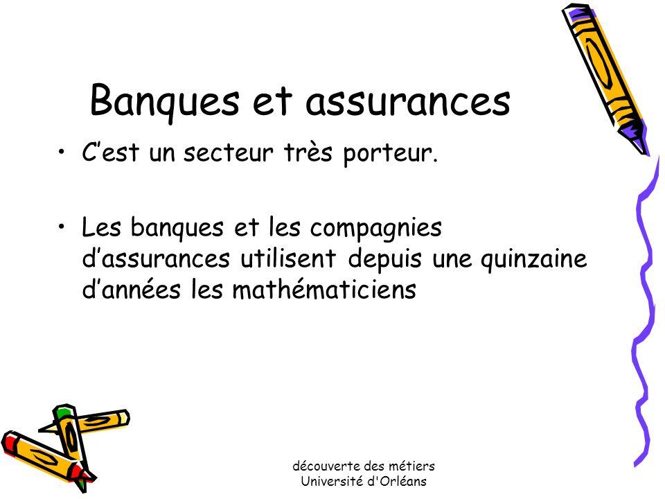 découverte des métiers Université d'Orléans Conseil et ingénierie Quelques chiffres: 98% des étudiants ayant obtenu un Bac+5 mention ingénierie statis
