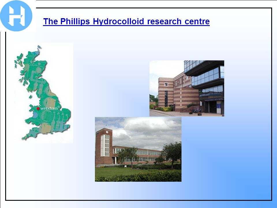 WHERE I WORKED The research centre My lab