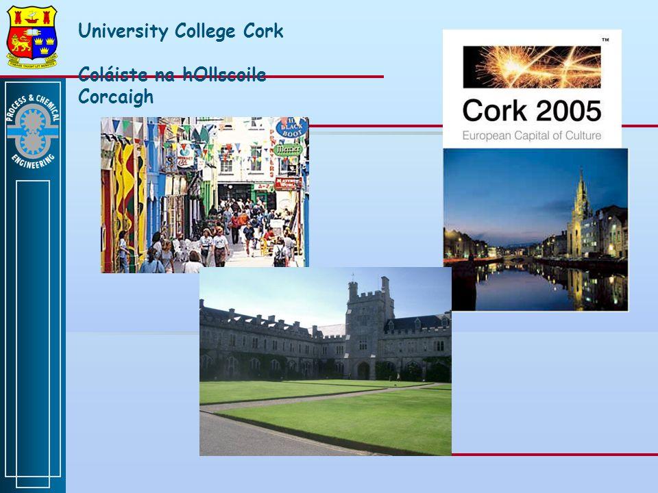 University College Cork Coláiste na hOllscoile Corcaigh