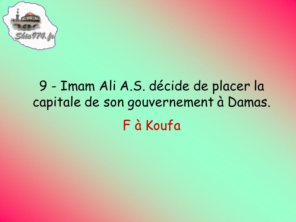 F à Koufa