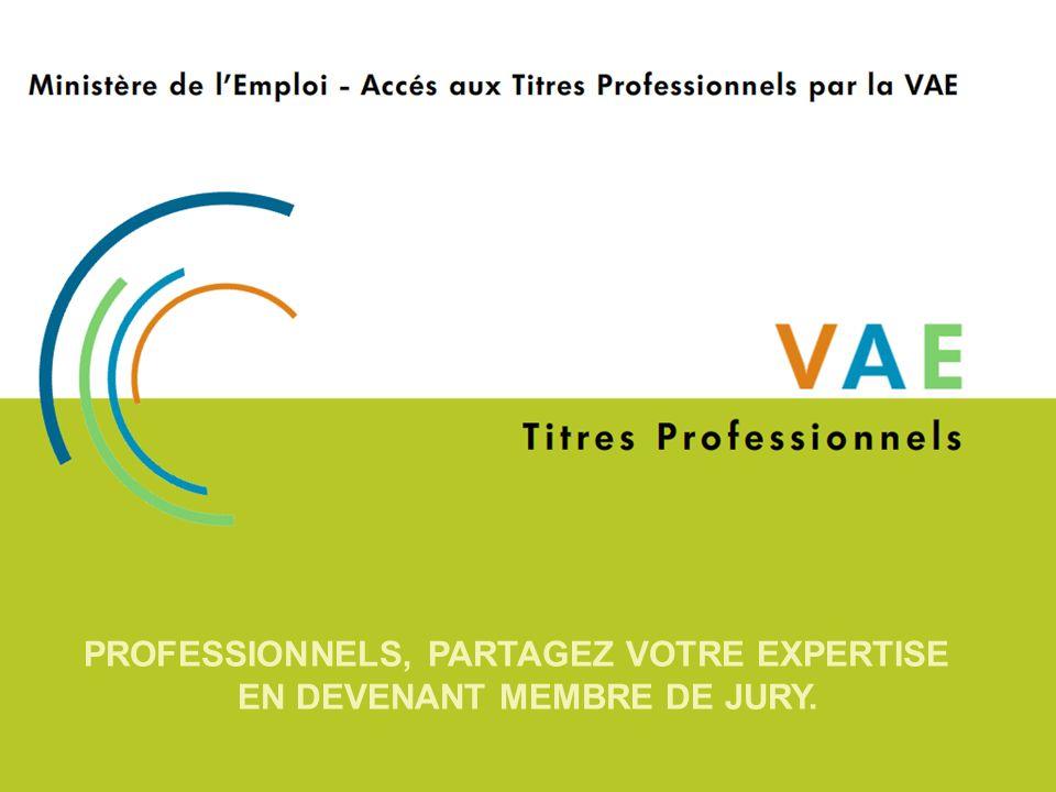 Menu principal PROFESSIONNELS, PARTAGEZ VOTRE EXPERTISE EN DEVENANT MEMBRE DE JURY.