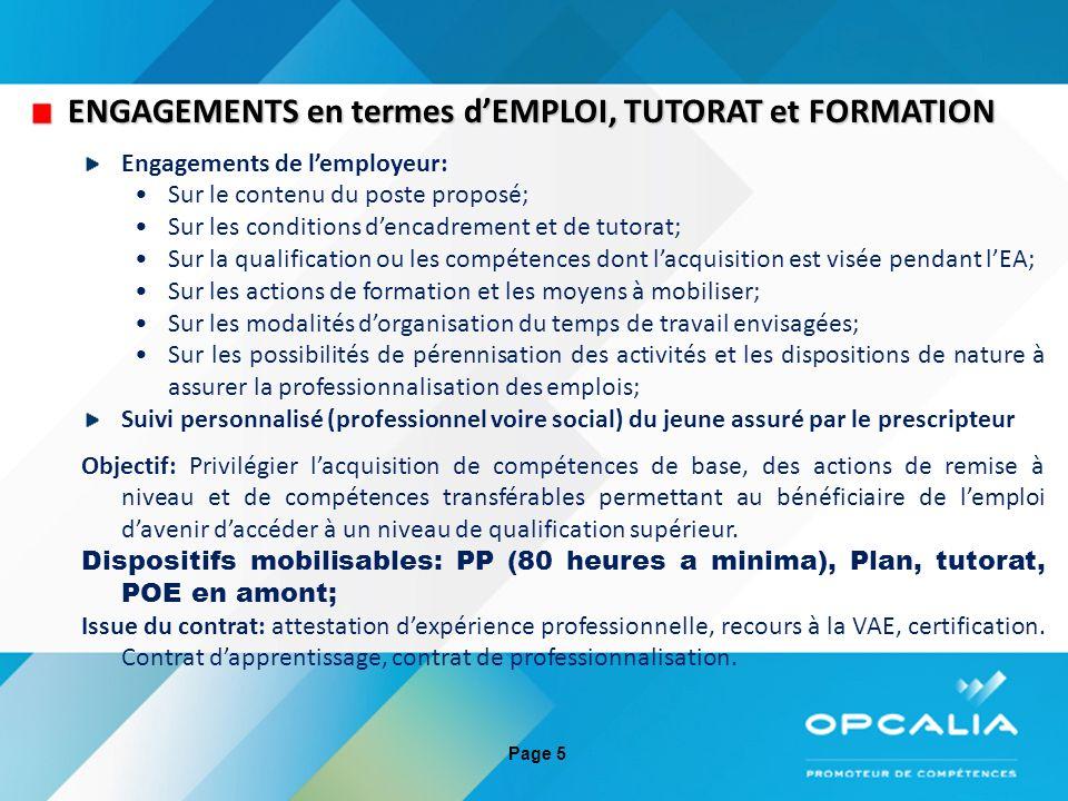 24 Séminaire régional emplois davenir du 29 mars 2013 LE CADRE DINTERVENTION dOPCALIA Une sollicitation du Ministre (au même titre quUniformation, Unifaf et Agefos-PME); Un appel à projet du FPSPP (cf.