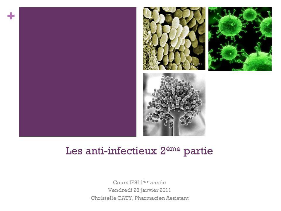 + Les antiviraux 2