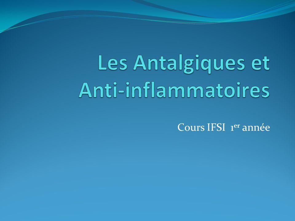 Cours IFSI 1 er année