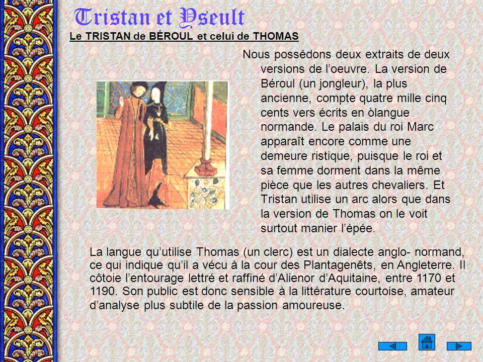 Les origines Dans lelaboration des romans courtois, deux séries de création simposent: les romans antiques et les romans bretons. LES ROMANS ANTIQUES: