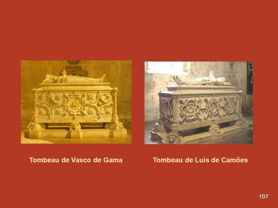 107 Tombeau de Vasco de GamaTombeau de Luís de Camões