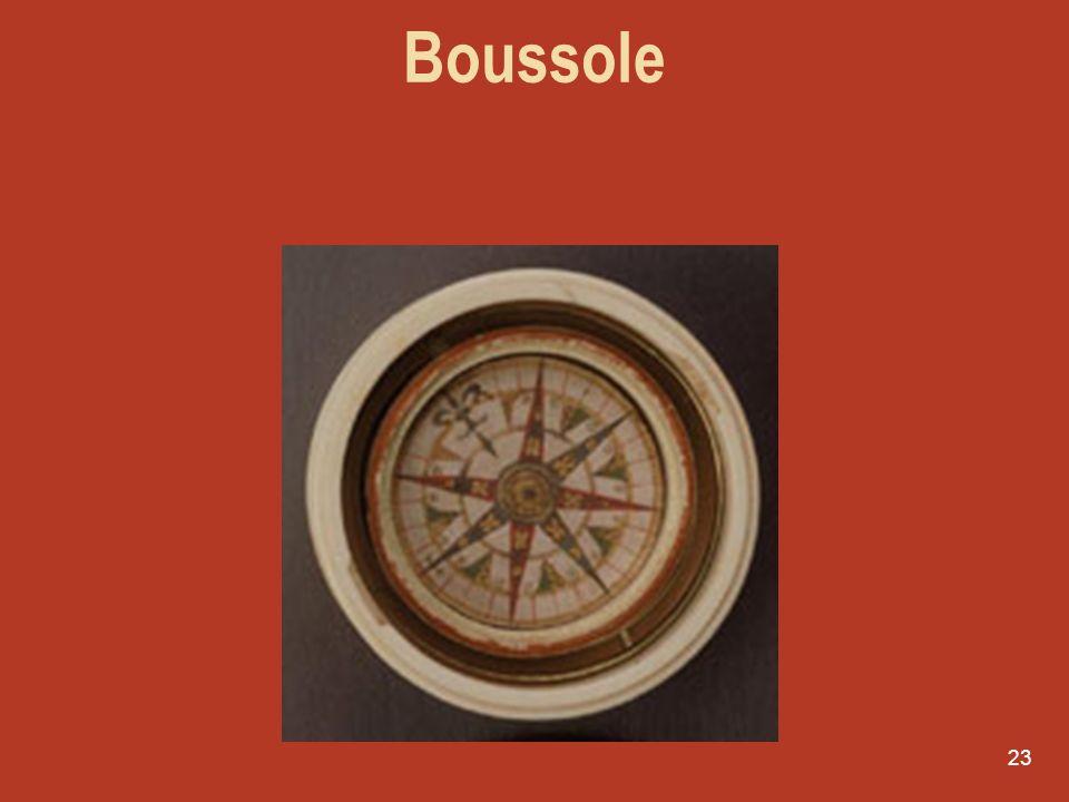 23 Boussole