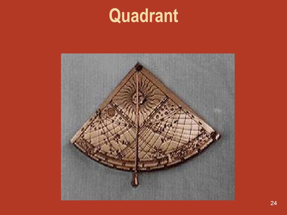 24 Quadrant
