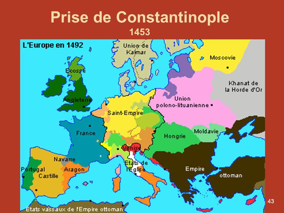 43 Prise de Constantinople 1453