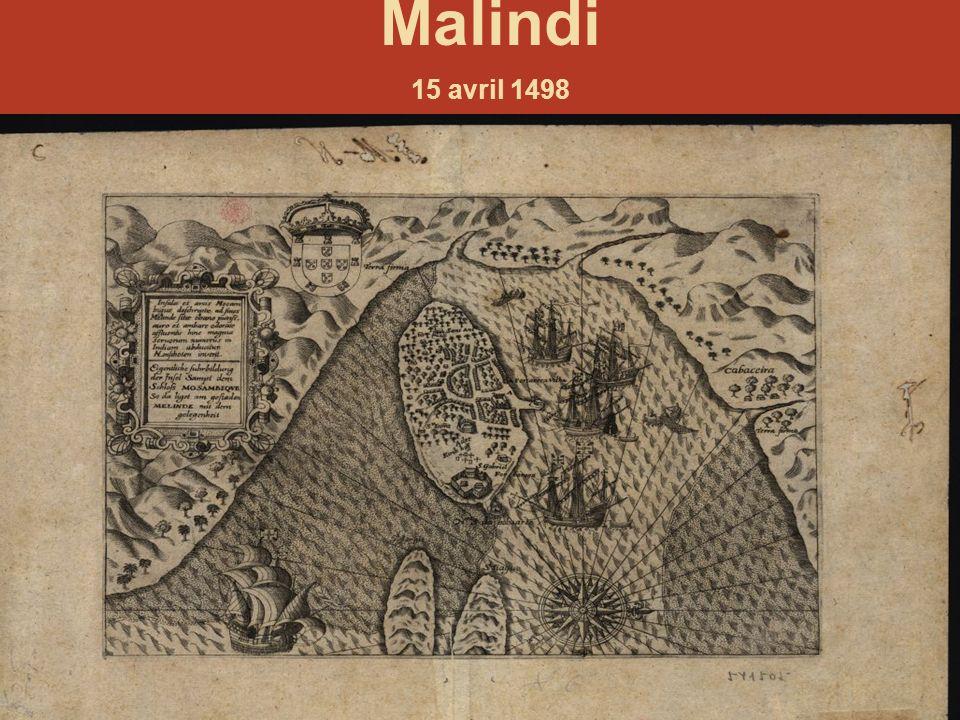 66 Malindi 15 avril 1498