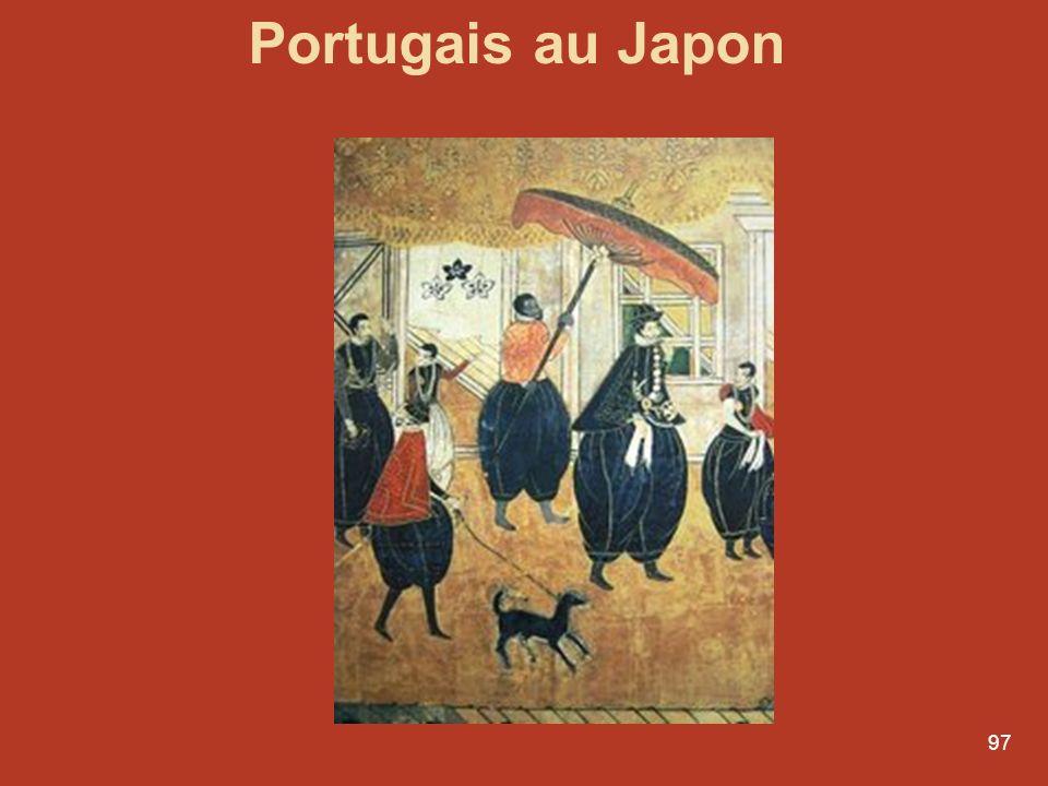 97 Portugais au Japon