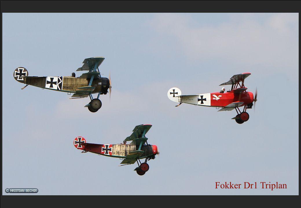 Fokker Dr1 Triplan