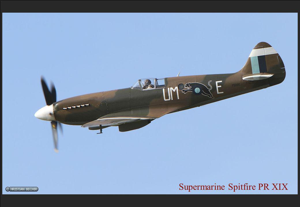 Supermarine Spitfire PR XIX
