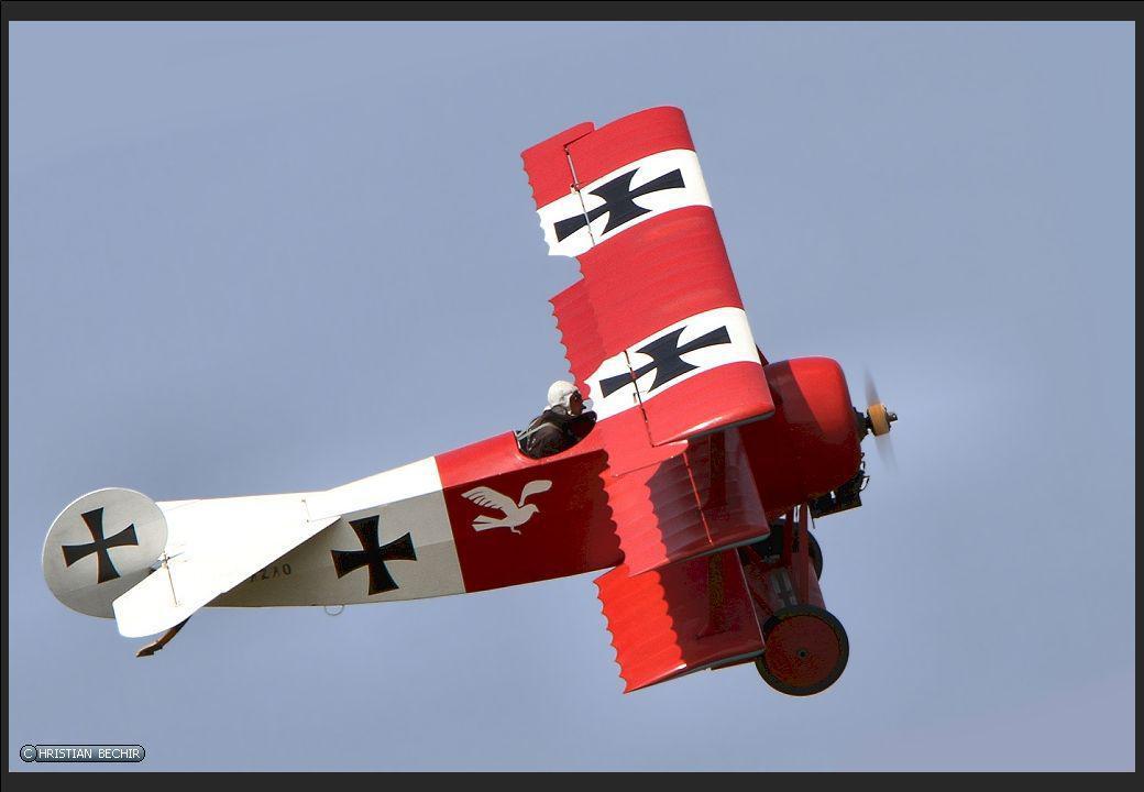 Royal Aircraft Factory SE-5