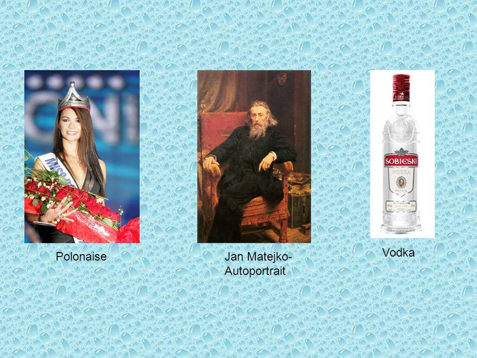 Vodka PolonaiseJan Matejko- Autoportrait