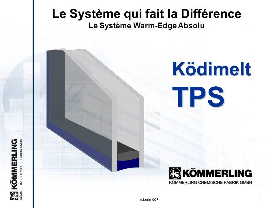A.Lorin KCF21 Tests étendus: Quest ce qui rend le TPS si special.