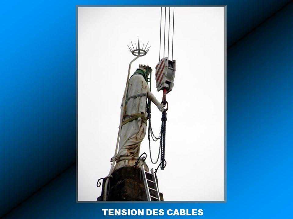 TENSION DES CABLES