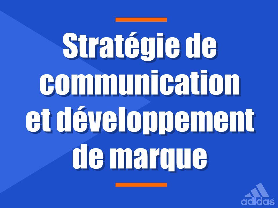 Stratégie de communication et développement de marque