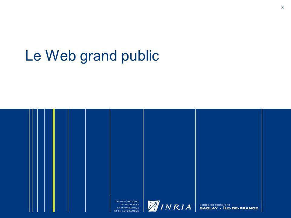 3 Le Web grand public