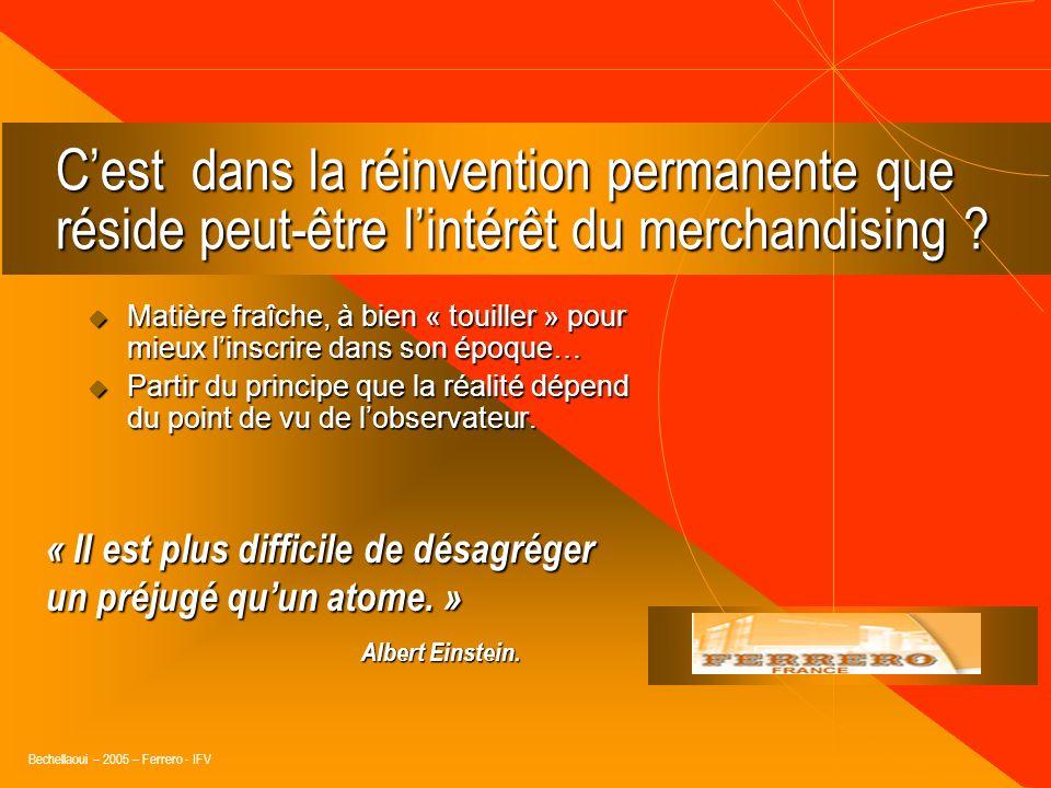 Maximiser la présence dune marque en distribution pour optimiser sa pénétration et permettre au consommateur de la trouver partout où il en a envie. «