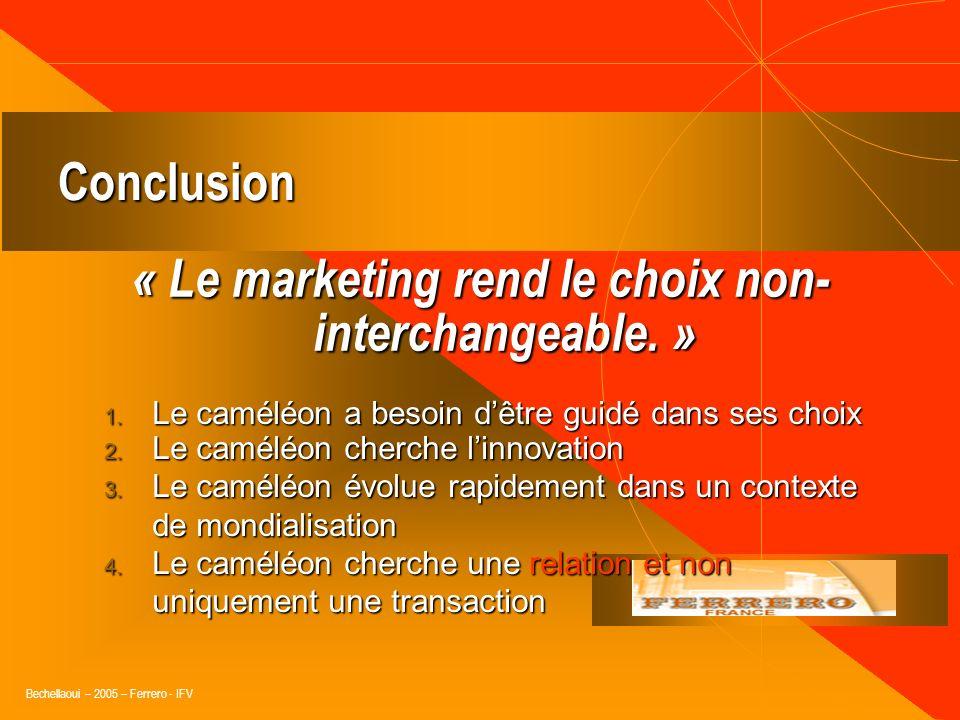 Bechellaoui – 2005 – Ferrero - IFV Stratégies de pénétration de réseaux Fabricant Grossiste Détaillant Consommateur Stratégie dattraction « Pull » Pub