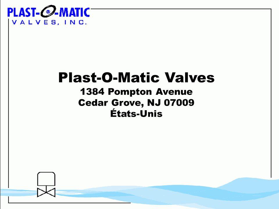 Innovation : vannes standard Les vannes de dégazage (brevet déposé) sont équipées d un flotteur motorisé unique permettant d ouvrir et de fermer de manière répétée, au besoin.