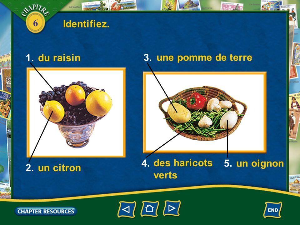 6 une recette ma recette favorite Des aliments