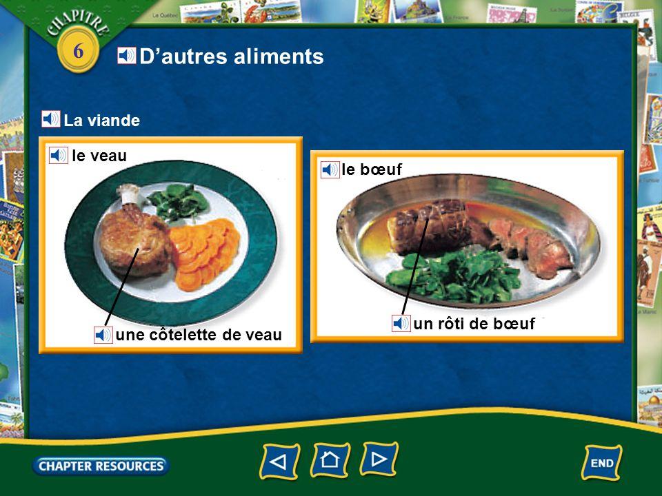 6 Faisons la cuisine! Jespère que ça sera bon! Il laisse bouillir les carottes à feu doux. M. Arnaud est bon cuisinier. Il va faire cuire les carottes