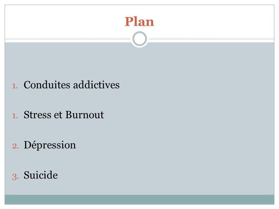 Complications de l addiction aux opiacés Overdose (trouble de la conscience, myosis bilatéral,dépression respiratoire, coma, mort) 15% d héroïnomanes contaminés par le VIH, 70% par le VHC Diminution du nombre de décès par overdose et des contaminations depuis l apparition des produits de substitution.