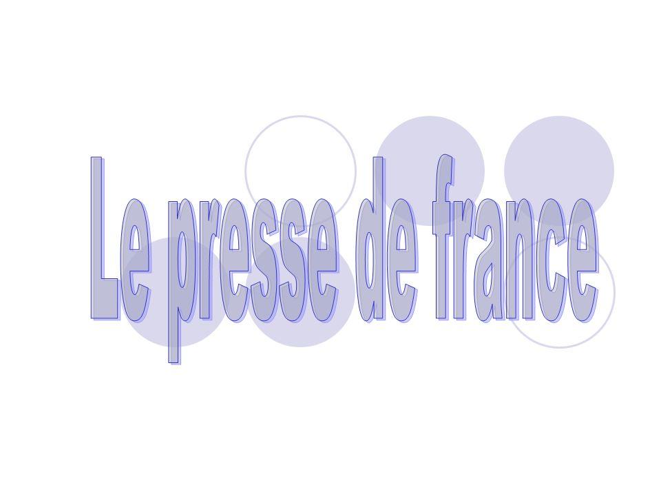 Les quotidiens nationaux Libretation Le Mondre Le Parisien La Tribune Les Echos Le Figaro LHumanite La Croix France Soir Metro 20 minutes