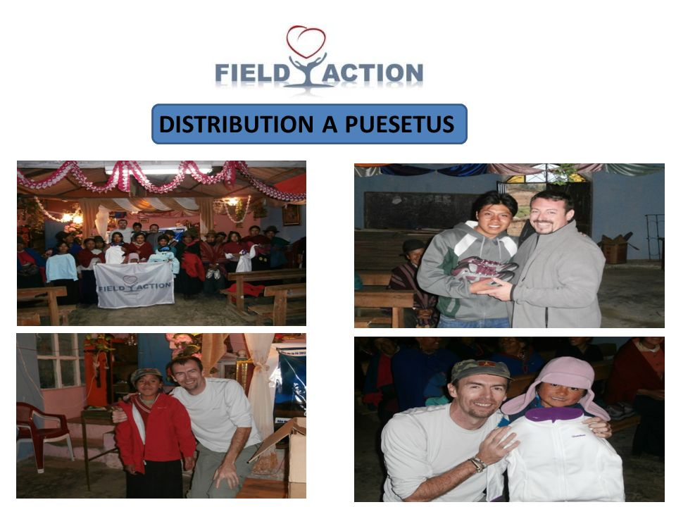 DISTRIBUTION A PUESETUS