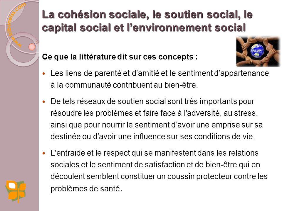 Lexclusion sociale, la stigmatisation et la discrimination Lexclusion sociale consiste en un phénomène de relégation ou de marginalisation sociale de