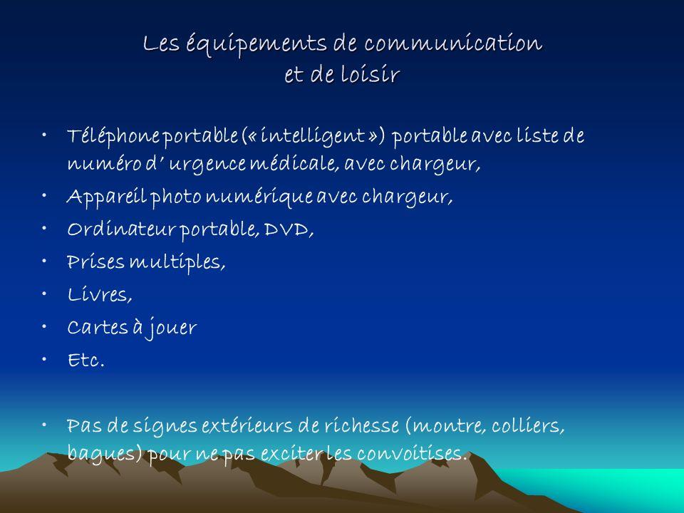 Les équipements de communication et de loisir Téléphone portable(« intelligent ») portable avec liste de numéro d urgence médicale, avec chargeur, App