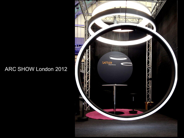 ARC SHOW London 2012