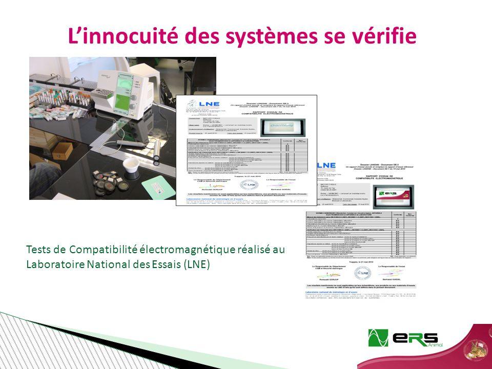 Linnocuité des systèmes se vérifie Tests de Compatibilité électromagnétique réalisé au Laboratoire National des Essais (LNE)