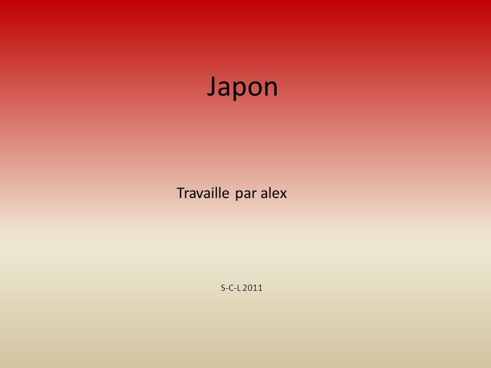 Japon Travaille par alex S-C-L 2011