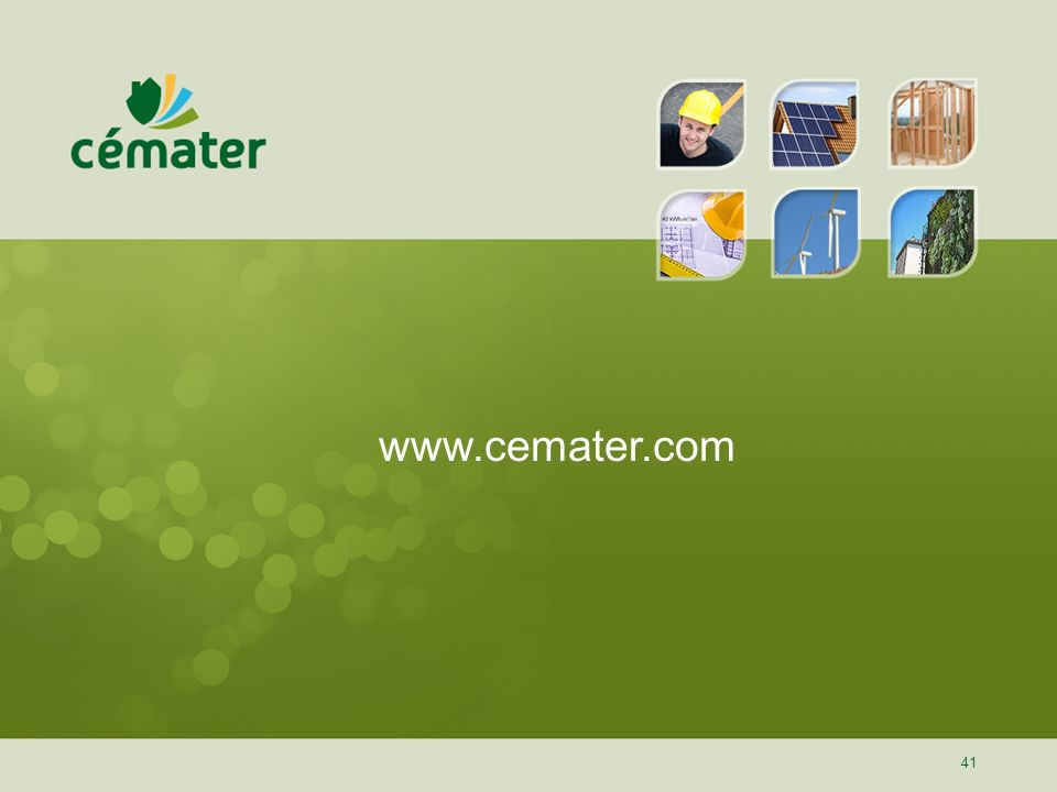 www.cemater.com 41