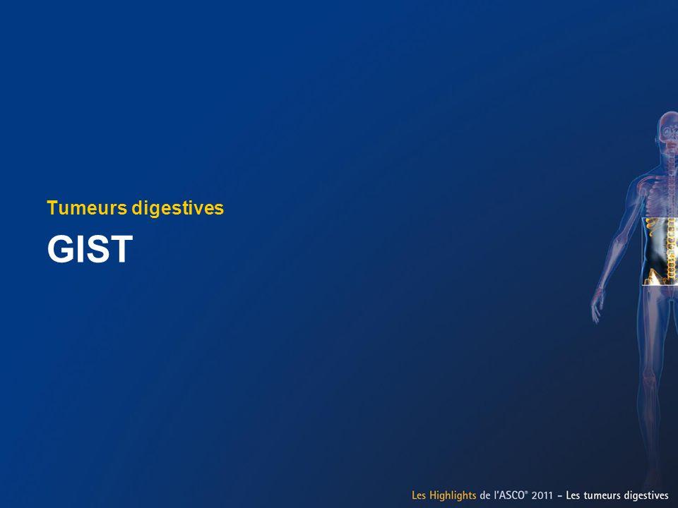 GIST Tumeurs digestives
