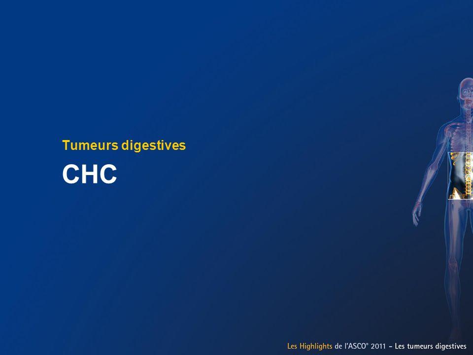 CHC Tumeurs digestives
