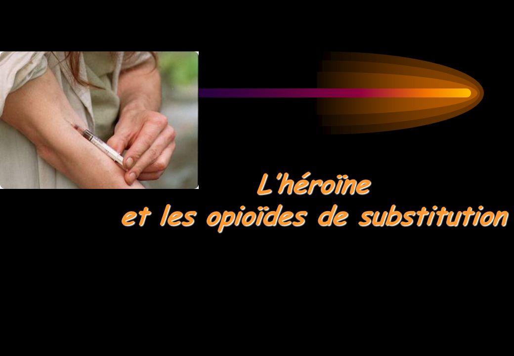 Les cocaïnes de synthèse Diméthocaine 4-fluorotropacocaine - Effets moins puissant que la cocaïne (1/2) mais durant plus longtemps - Action dopmaninergique et bloqueur sodique identique à la cocaïne