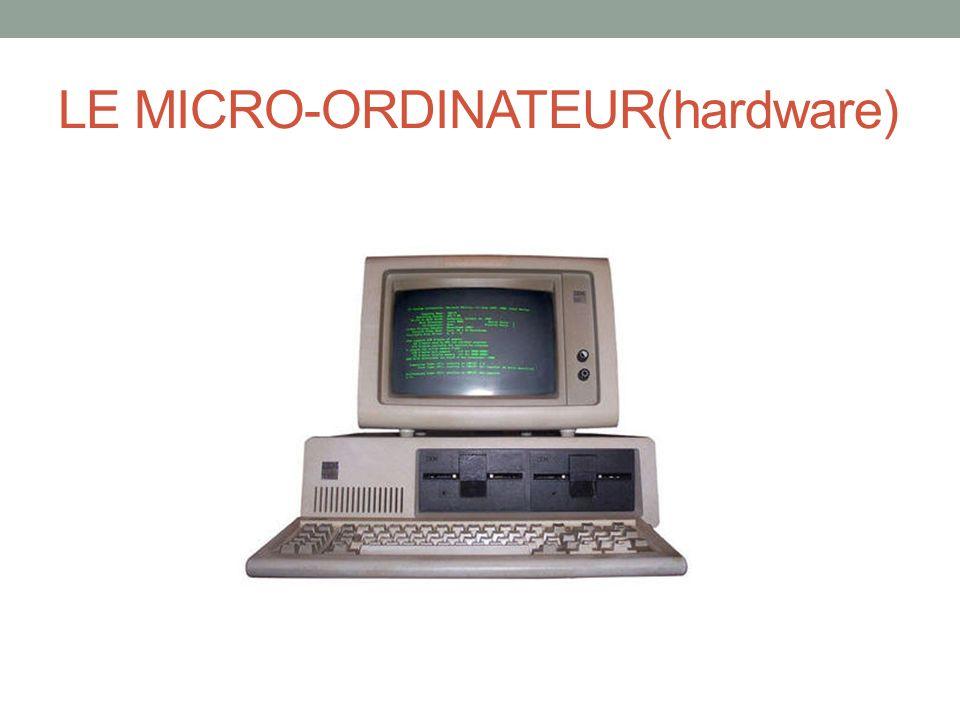 Définition Calculateur programmable destiné au traitement numérique de linformation