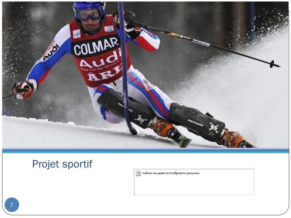 Projet sportif 7