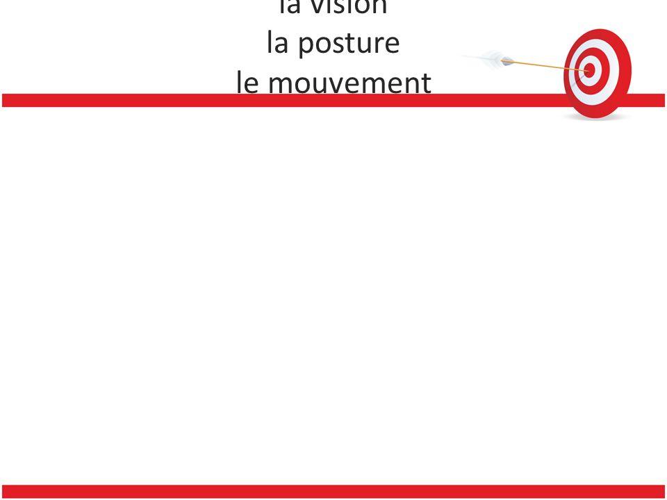 Vision PostureMouvement En inter relations avec les fonctions cognitives ( mémoire, fonctions instrumentales, les fonctions exécutives et lattention