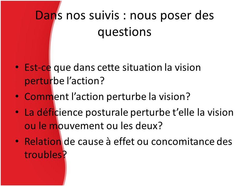 Dans le travail pluridisciplinaire: Apporter chacun notre regard Langage commun Observer/ poser des hypothèses/ analyser la tâche/réajuster