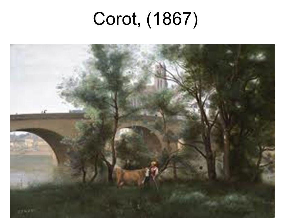 Corot, (1867)