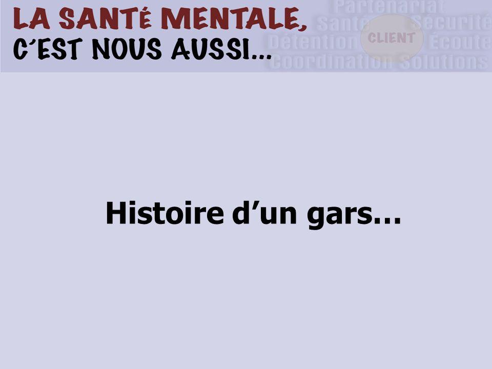 Histoire dun gars…