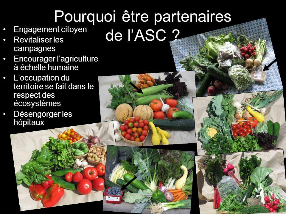 Les avantages Légumes frais et biologiques Paniers hebdomadaires ou aux deux semaines Économie par rapport au prix au kiosque Possibilité de deux semaines de vacances Panier déchange Communiqués!