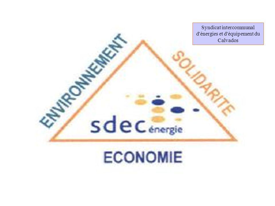 Syndicat intercommunal d'énergies et d'équipement du Calvados